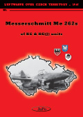 Messerschmitt Me 262s of KG & KG(J) units