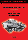 Messerschmitt Me 262 production & Arado Ar 234's final operations