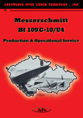 Messerschmitt Bf 109G-10/U4 Production & Operational Service